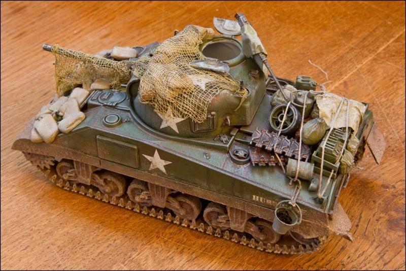 Sherman tamiya 1/35. Edan9718