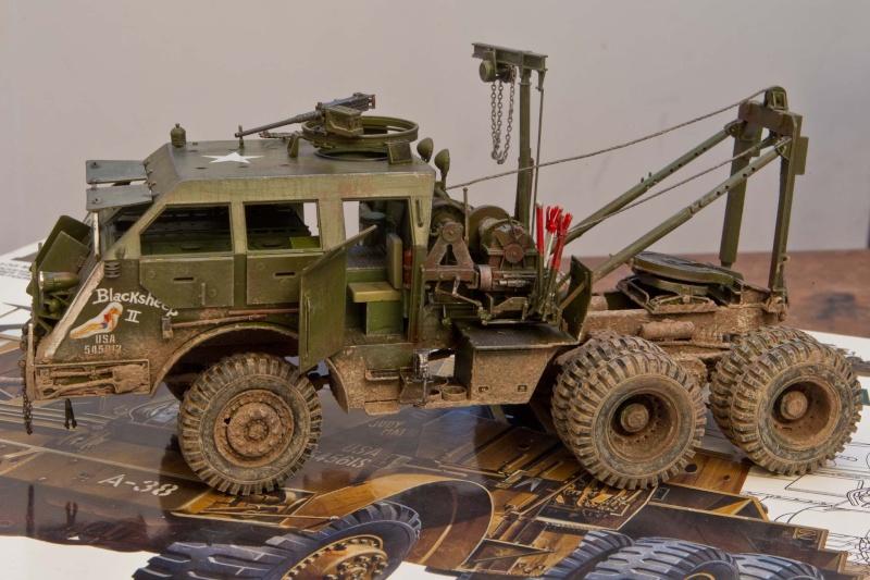 M26 Armored tank recovery tamiya 1/35 Edan9730