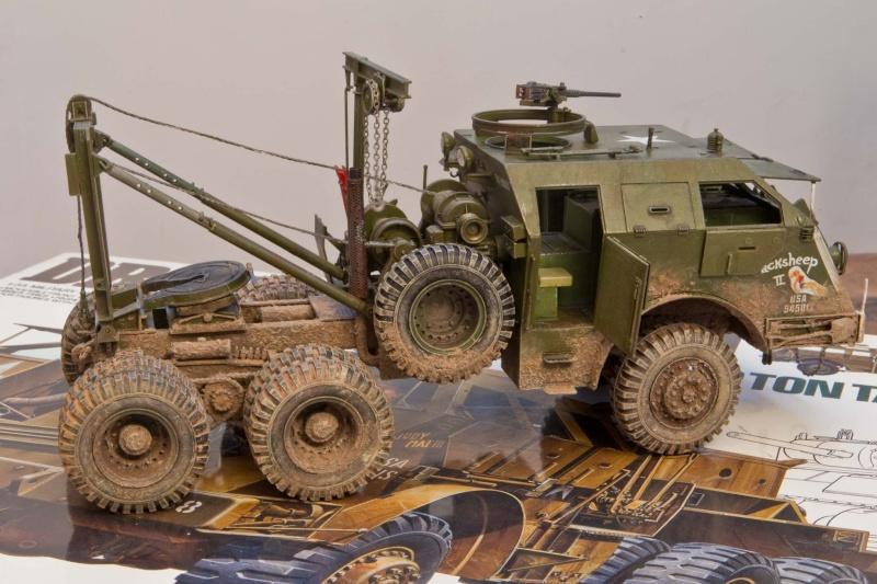 M26 Armored tank recovery tamiya 1/35 Edan9733