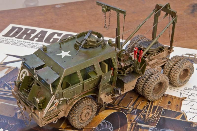 M26 Armored tank recovery tamiya 1/35 Edan9734
