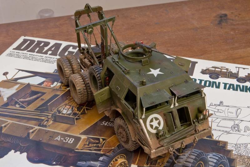 M26 Armored tank recovery tamiya 1/35 Edan9735
