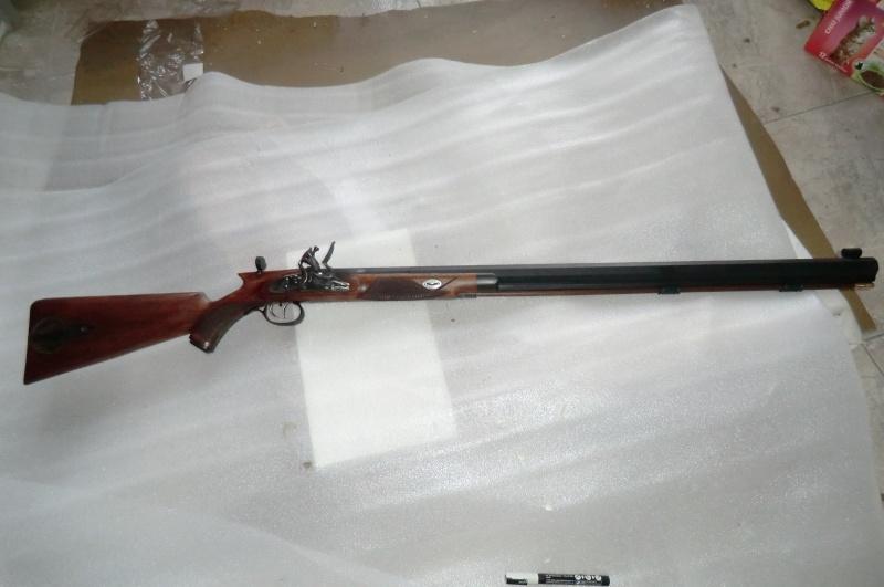 Fusil à silex Staude16