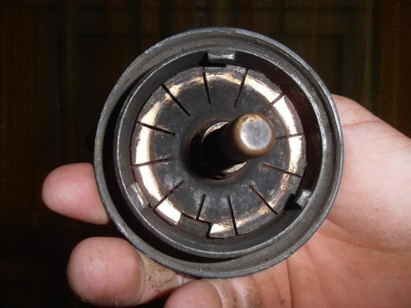 bouchon de radiateur thermomètre  86275910