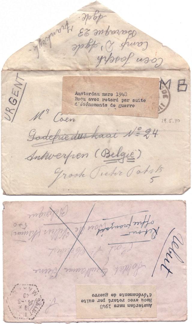 Amsterdam maart 1948 1948re12