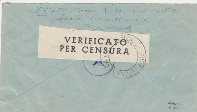 Un prisonnier de guerre du camp italien de Sulmona 924_0010