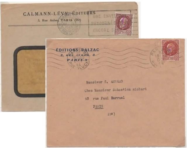 Calmann-Lévy Calman10