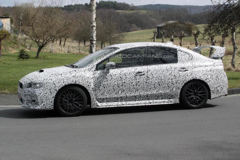 2014 - [Subaru] Impreza WRX/STi  14088910