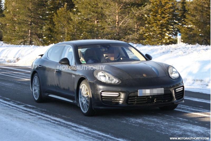 2013 - [Porsche] Panamera restylée - Page 3 2014-p10