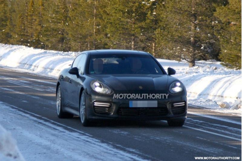 2013 - [Porsche] Panamera restylée - Page 2 2014-p12