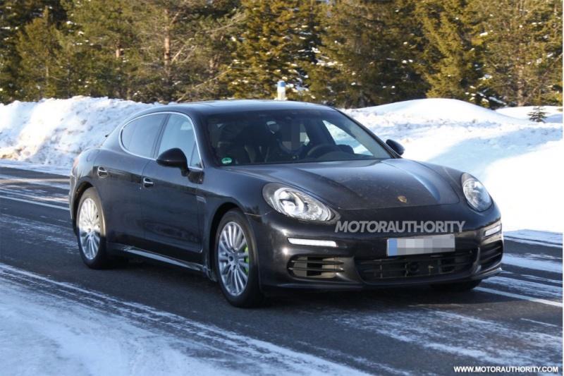 2013 - [Porsche] Panamera restylée - Page 2 2014-p19
