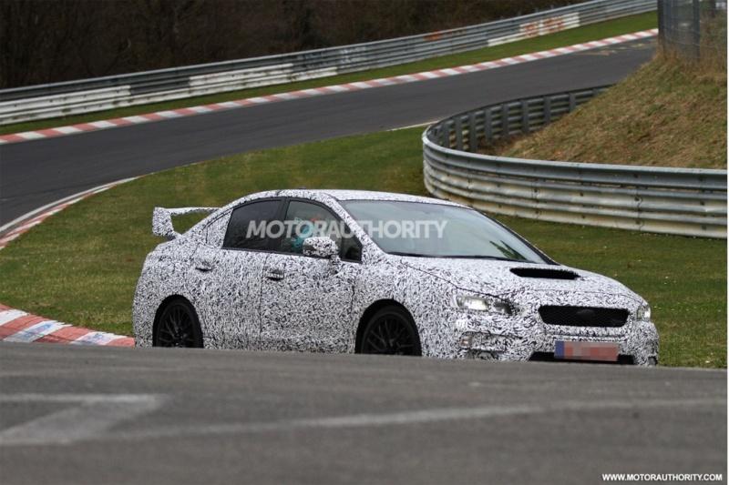 2014 - [Subaru] Impreza WRX/STi  2014-s19