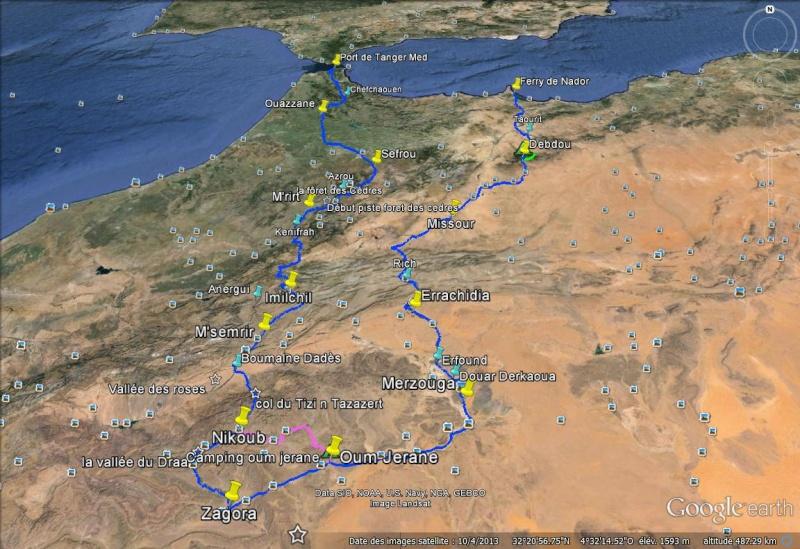 Virée facile Maroc 2014 - Page 6 Raid211