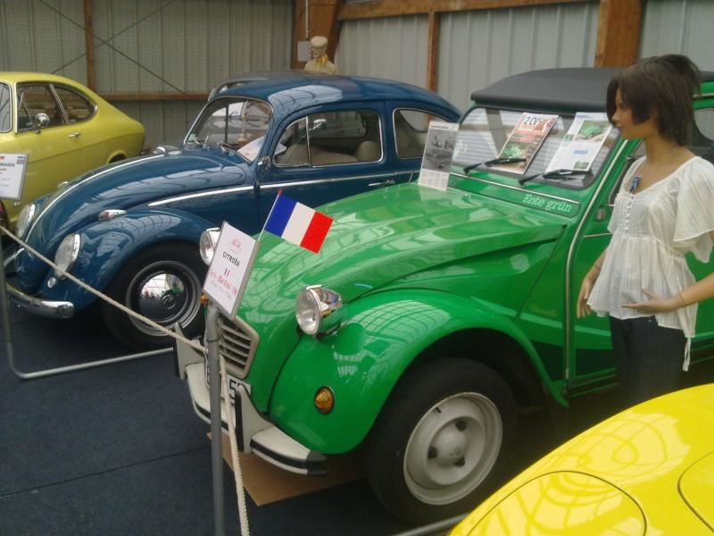 21e bourse Auto-rétr de Créhange (proche de Metz) 08092014