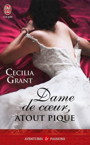 La Famille Blackshear - Tome 2 : Dame de Coeur, Atout Pique de Cecilia Grant 11751910
