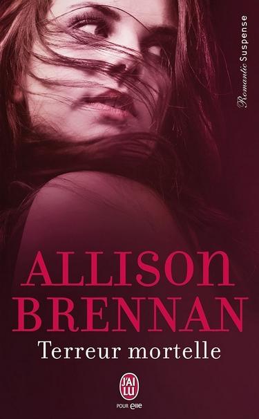 Série EVIL - Tome 3: Terreur Mortelle de Allison Brennan 614pgb11