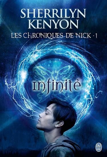 Les Chroniques de Nick - Tome 1 : Infinité de Sherrilyn Kenyon 71rhxn10
