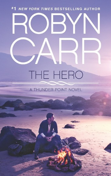 Thunder Point - Tome 3 : The Hero de Robyn Carr 81johp10