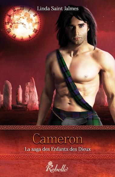 Cameron : tome 3 de la saga des Enfants des Dieux. - Page 3 Camero10