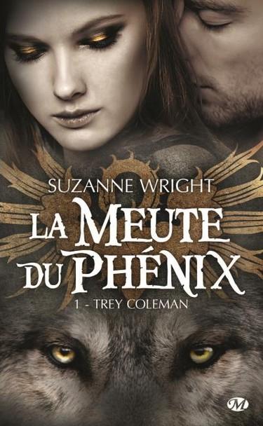 La meute du Phénix - Tome 1 : Trey Coleman de Suzanne Wright Meute10