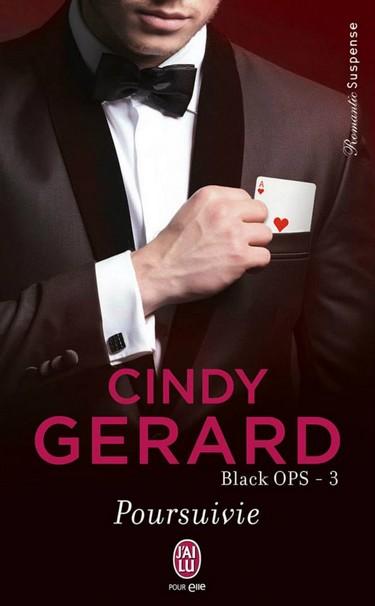Black Ops - Tome 3 : Poursuivie de Cindy Gerard Poursu10