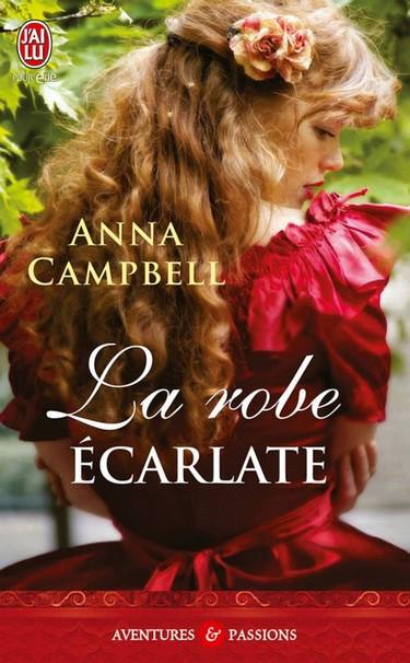 La Robe Écarlate - Anna Campbell Robe10