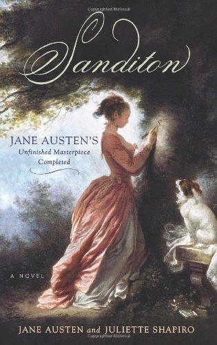 Sanditon - Jane Austen & Juliette Shapiro Sandit10