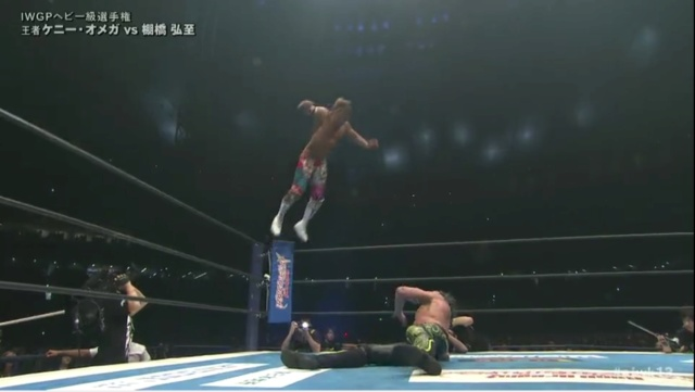 [Article] Kenny Omega vs Hiroshi Tanahashi WK13 Analyse du match Finish10