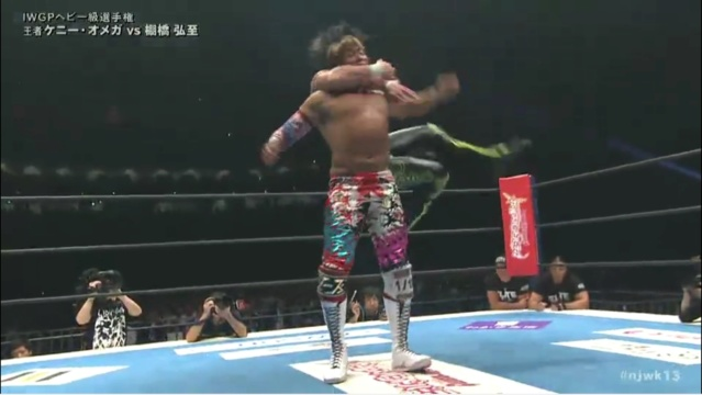 [Article] Kenny Omega vs Hiroshi Tanahashi WK13 Analyse du match I_am_a10