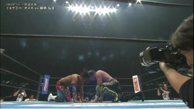 [Article] Kenny Omega vs Hiroshi Tanahashi WK13 Analyse du match Lutte_10