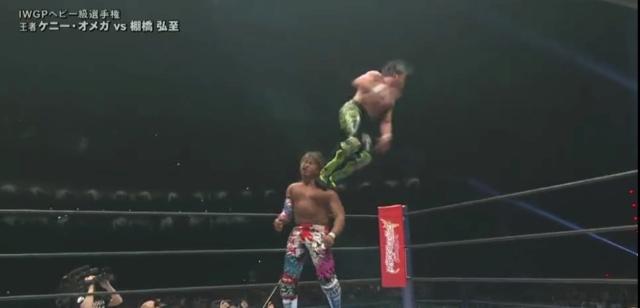 [Article] Kenny Omega vs Hiroshi Tanahashi WK13 Analyse du match Magnif10