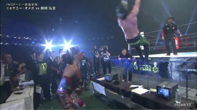 [Article] Kenny Omega vs Hiroshi Tanahashi WK13 Analyse du match Moonsa10