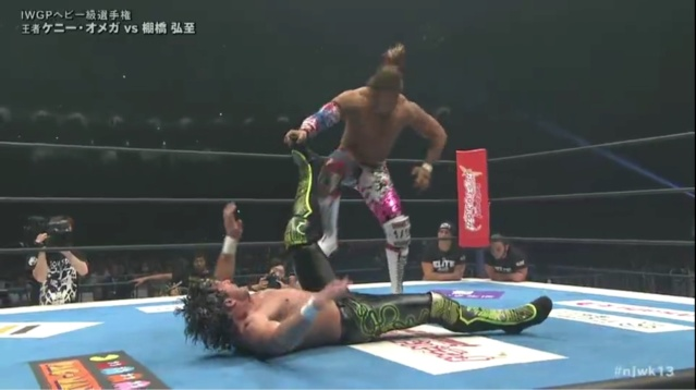 [Article] Kenny Omega vs Hiroshi Tanahashi WK13 Analyse du match Travai10