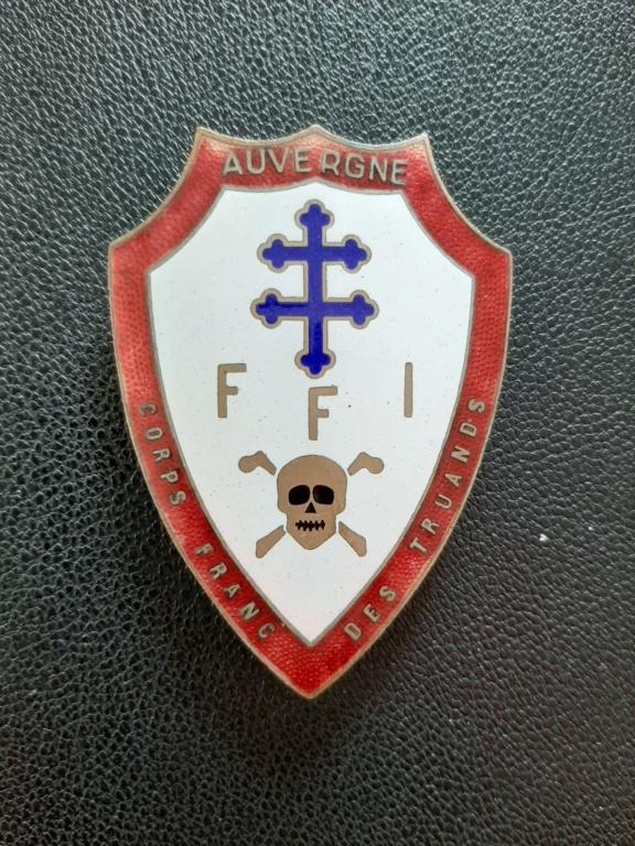 Insigne FFI Auvergne  20200614