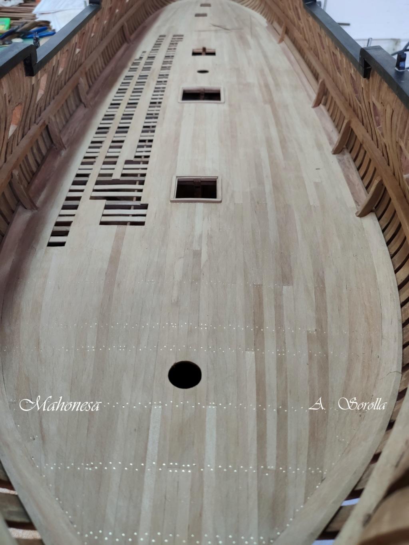 Mahonesa frégate- 34 canons1789 à 1:32 par A. Sorolla plans de Fermin Urtizberea - Page 4 Ma042041