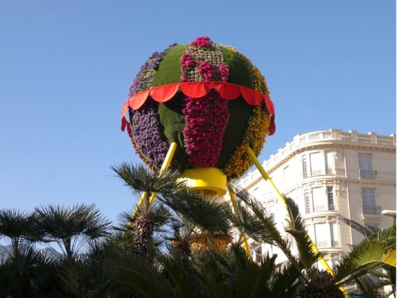 La fête des citrons à Mentons 05-03-11