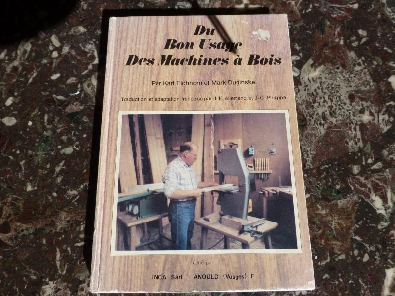 [Bibliographie] Les magazines consacrés au bois... P1000812