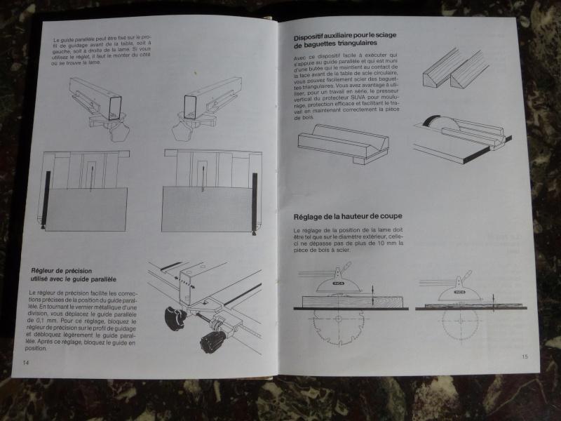 [Bibliographie] Les magazines consacrés au bois... P1000819