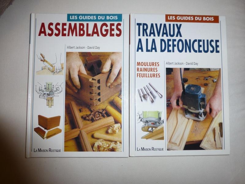[Bibliographie] Les magazines consacrés au bois... P1000910