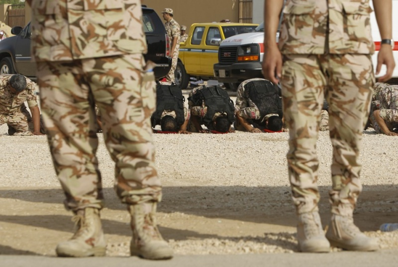 Royal Saudi Land Forces 17964710