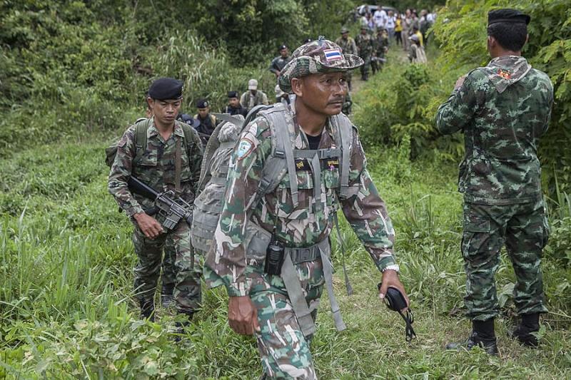 Thailand Forest Ranger Pattern Ranger10