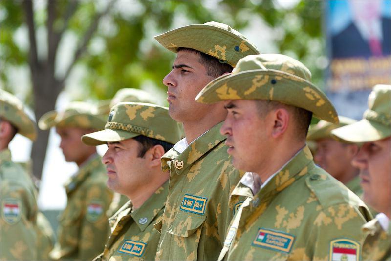 Border Guard Pattern Tajusa10