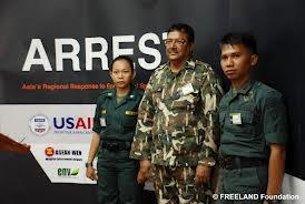 Thailand Forest Ranger Pattern Url10