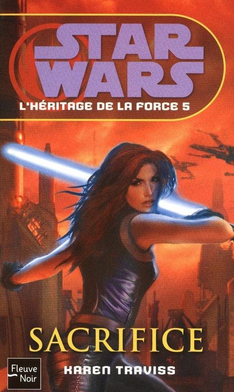 FN98 - L'héritage de la Force 5 - Sacrifice (Karen Traviss) L_hari11