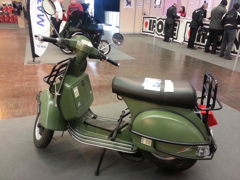 De retour du salon du scooter de paris 2013 20130432