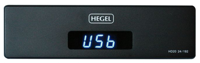 Hegel Music Systems Hd20-010