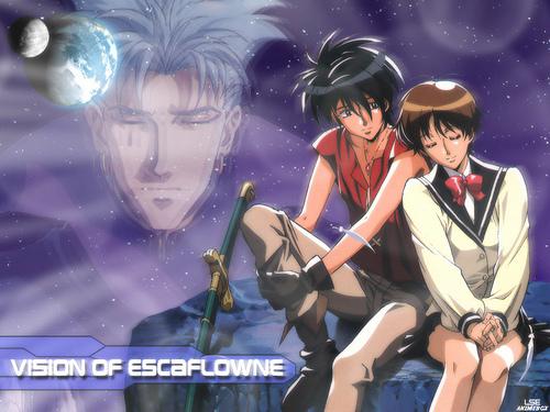 [Anime] Vision d'Escaflowne 30742410