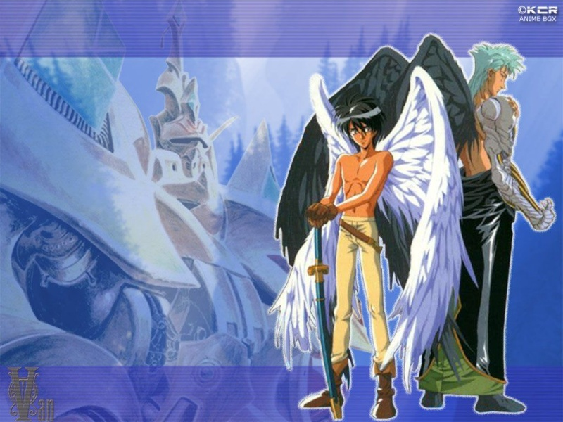 [Anime] Vision d'Escaflowne Brothe10