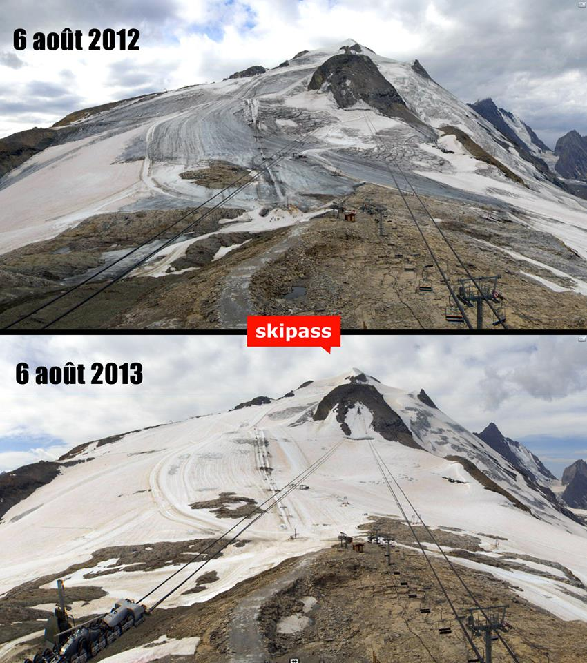 Le glacier de la Grande Motte à Tignes - Page 2 10011010