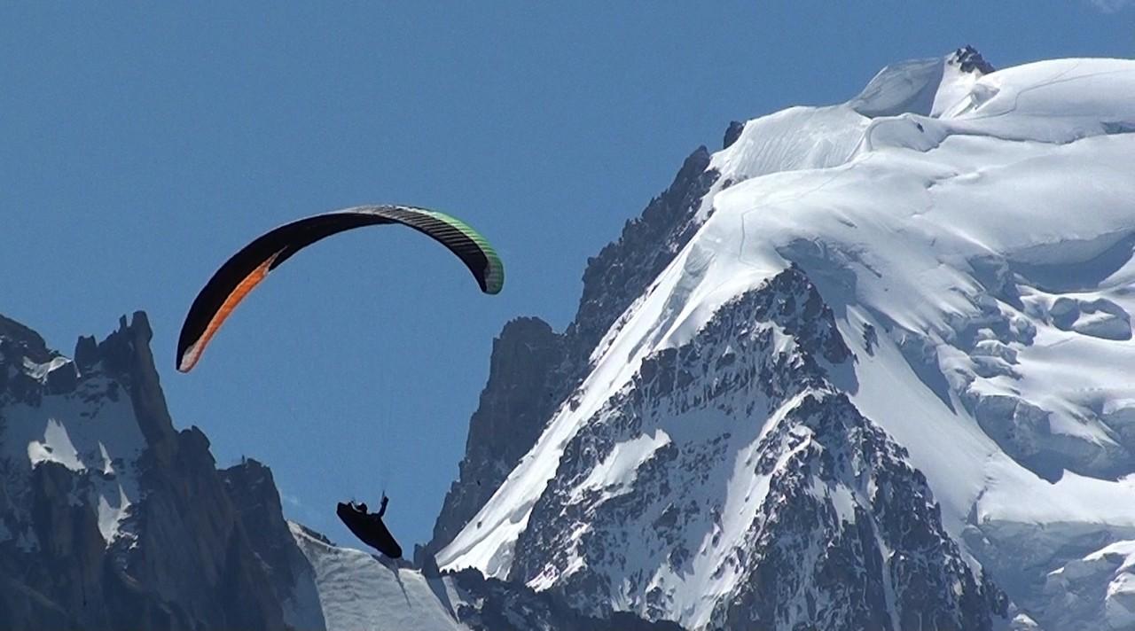 Le Vol libre dans le massif du Mont Blanc Image111