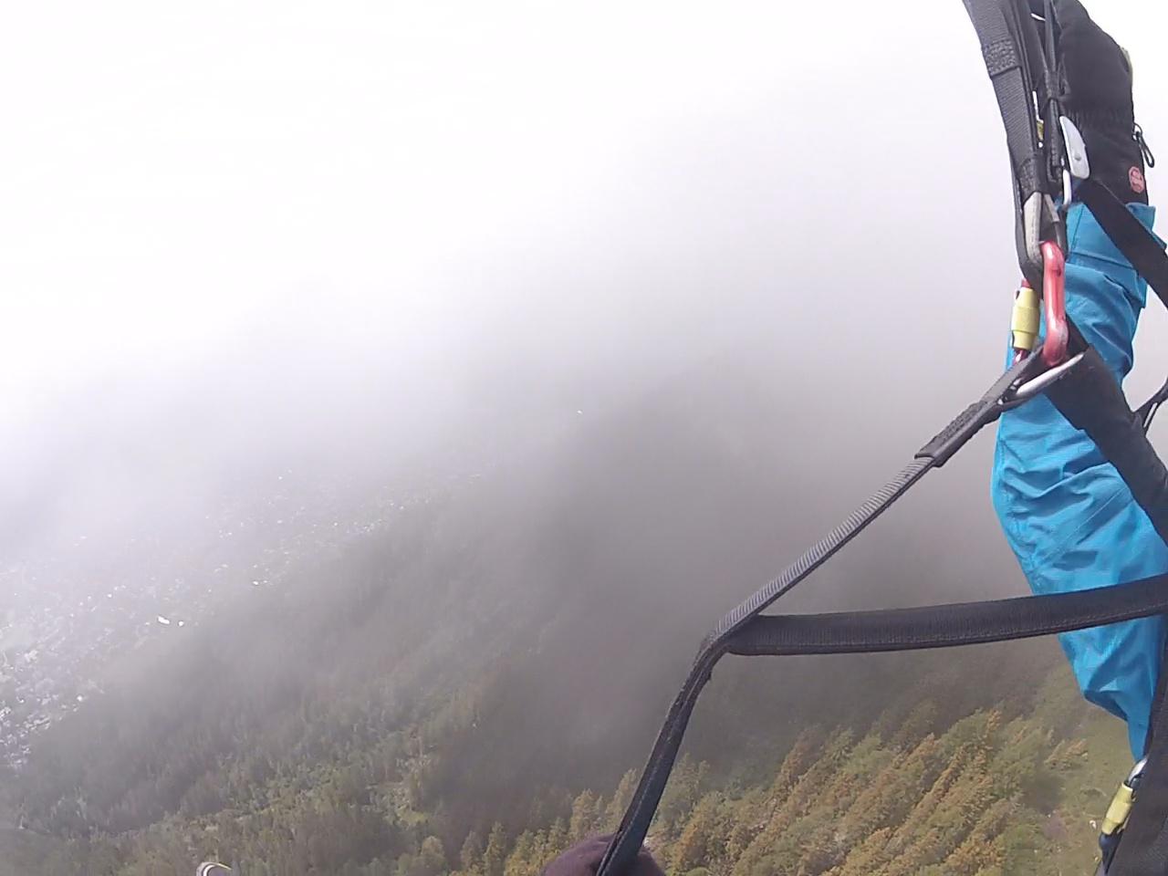 Le Vol libre dans le massif du Mont Blanc Image114